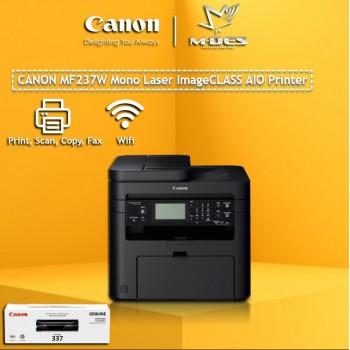 Canon Mono Laser All-in-One MF237w Printer
