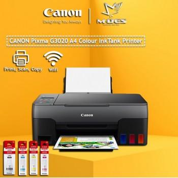 CANON Pixma G3020 A4 Colour InkTank Printer