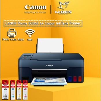 CANON Pixma G3060 A4 Colour InkTank Printer