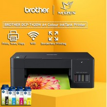 Brother DCP-T420W Refill Tank Printer