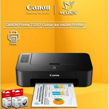 Canon PIXMA TS207 Inkjet Printers