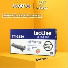 Toner Cartridge Brother TN-2480 (3K) High Capacity