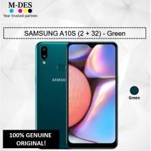 Samsung A10S (2GB + 32GB) Smartphone - Green