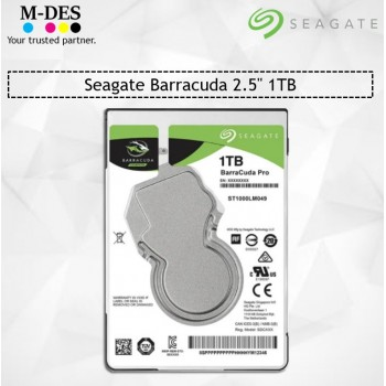 Seagate Barracuda 2.5'' 1TB Internal Hardisk . STORAGE ST1000LM049 For Laptop