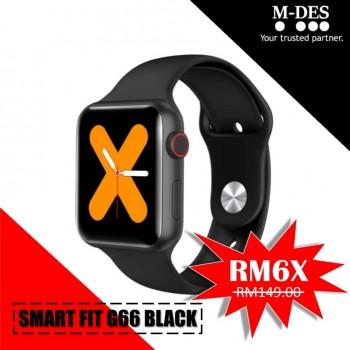 Smart Fit Bluetooth G66 (Black)
