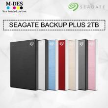Seagate Backup Plus 2TB Slim Portable Drive
