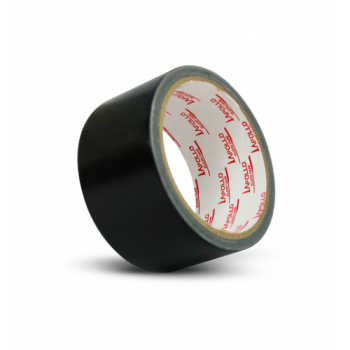 APOLLO Premium Binding/Cloth Tape Black- 36mm x 6yards