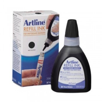 Artline ESK-50A-60 Whiteboard Refill - 60ml Black