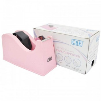 CBE 22113 Tape Dispenser (Medium) - Pink