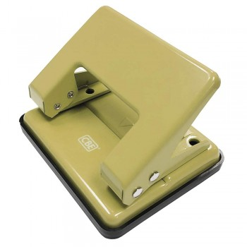 CBE 8686A Two Hole Punch (Big)-Beige