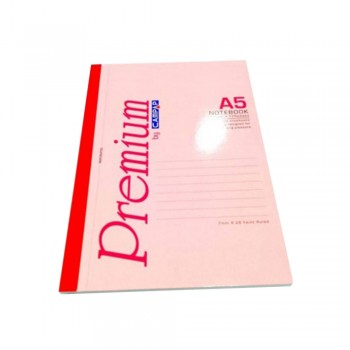 Campap A5 Premium Notebook 120 Pages CA3584
