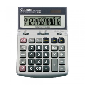 Canon HS-1200RS 12 Digits Desktop Calculator
