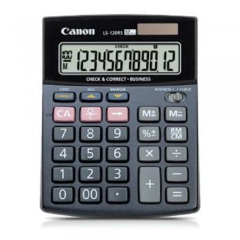Canon LS-120RS 12 Digits Desktop Calculator