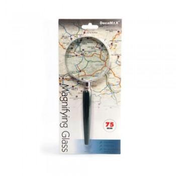 Decamax Magnifying Glass 1026- 75MM ( ITEM NO : B01 36/75MM )