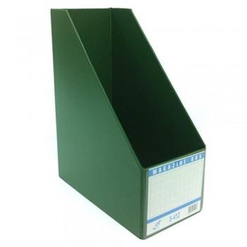 "East-File PVC Magazine Box Filing Case — 5"" (Item No: B11-96 GR) A1R5B91"