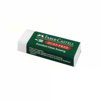 Faber-Castell Dust-Free Pvc Eraser (7085-20D)
