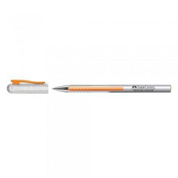 Faber Castell True Gel Pen 0.7mm Orange (242615)