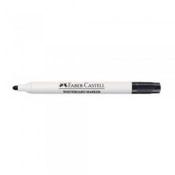 Faber Castell White Board Marker Black Bullet Point - 258799