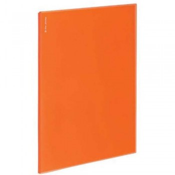Kokuyo Novita Alpha 6 Pocket Refill - Orange