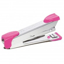 MAX HD-10 Tokyo Design  Manual Stapler - Magenta (Item No: B07-12 HD10MG)