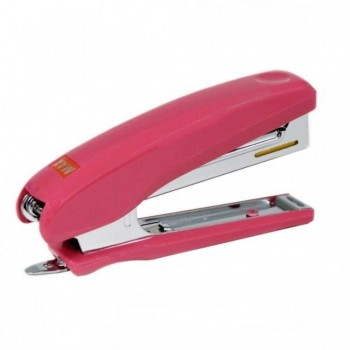 MAX HD-10D Manual Stapler - 20 sheets Capacity - ROSE (Item No: B07-11 HD10D RE) A1R2B243