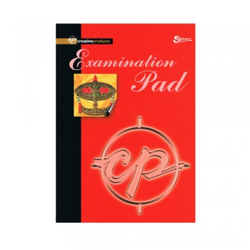 A4 Examination Pad Side Open - 50 Sheets