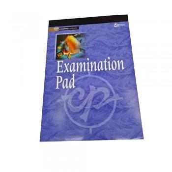 A4 Examination Pad Top Open - 100 sheets