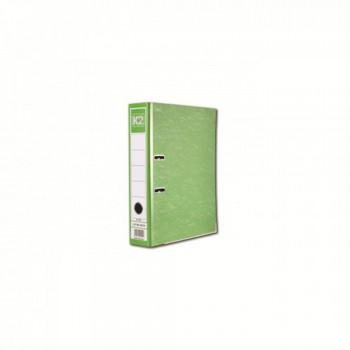 "K2 8997 Fancy Hard Cover Arch File (Green) - 3"", 1 pcs"