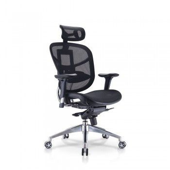 KSCQ8HB Q Series High Back Mesh Chair