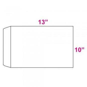 White Envelope - 100gsm - 250 pcs 10-inch x 13-inch (Item No: C03-17) A5R1B9