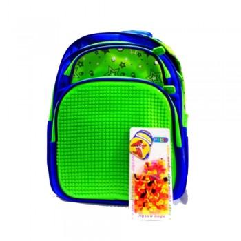 Puzzle Bag Big Size Green (A1628)