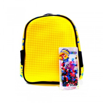 Puzzle Bag Big Size Yellow (A1628)