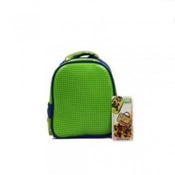 Puzzle Bag Medium Size Green (888)