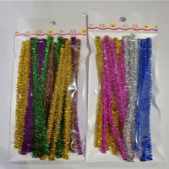 Mixed Color Twistie 13cm x 20pcs/packet