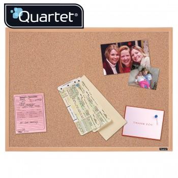 Quartet Oak Cork Frame Boards 35-380352Q