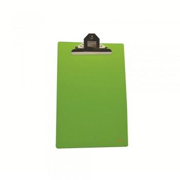 EMI 1496 Jumbo Clipboard F4 - Fancy Green