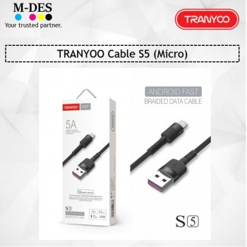 TRANYOO Cable S5 (Micro)