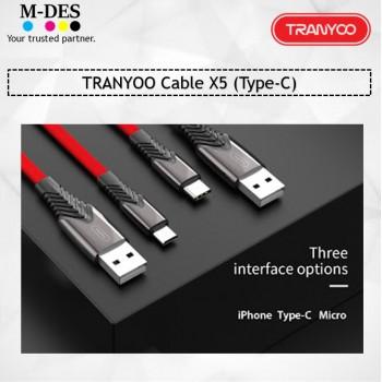 TRANYOO Cable X5 (Type-C)