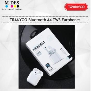 TRANYOO Bluetooth A4 TWS Earphones