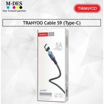 TRANYOO Cable S9 (Type-C)
