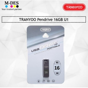 Tranyoo U1 Metal USB 16GB