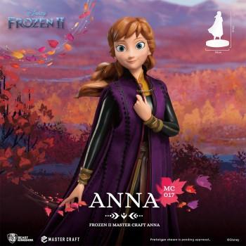 MC-017 Frozen II Master Craft Anna