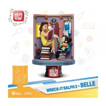 Wreck-It Ralph 2 - Belle (D-Stage-024)