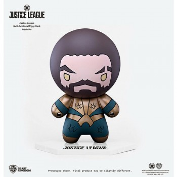 Aquaman - Justice League Multifunctional Piggy Bank