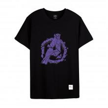 Avengers: Endgame Series Logo Tee (Black, Size XL)