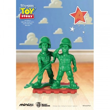 Disney Pixar Toy Story Series - Mini Egg Attack - Green Army Men (MEA-001)
