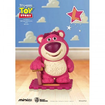 Disney Pixar Toy Story Series - Mini Egg Attack - Lotso (MEA-001)
