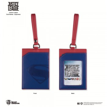 Justice League: Card Holder - Superman (DCCARDH-SUP)