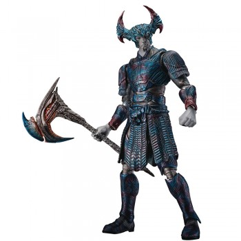 Justice League: Dynamic 8ction Heroes - Steppenwolf (DAH-010)
