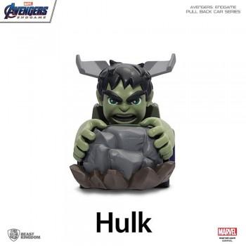 Marvel Avengers: End Game Pull Back Car Series Hulk (AVG4-PBC-HK)